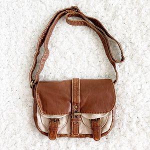 Claires Boho Crossbody Bag
